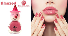 Load image into Gallery viewer, OH Fashion Nail Polish Clown Style Individual AMAZED - superfashionwholesaler