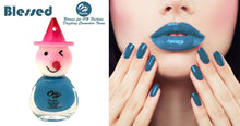 Load image into Gallery viewer, OH Fashion Nail Polish Clown Style Individual BLESSED - superfashionwholesaler