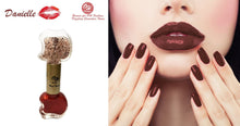 Load image into Gallery viewer, OH Fashion Nail Polish Double Apple Individual DANIELLE - superfashionwholesaler