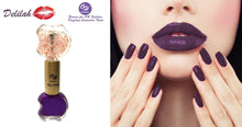 Load image into Gallery viewer, OH Fashion Nail Polish Double Apple Individual DELILAH - superfashionwholesaler