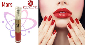OH Fashion Nail Polish Kit Galactic Collection Cylinder Style 10 PCS - superfashionwholesaler