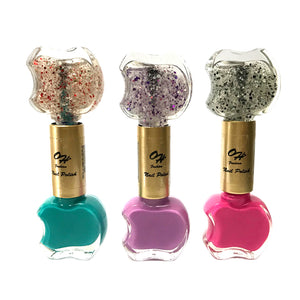 OH Fashion Nail Polish Double Apple SET CANDLE