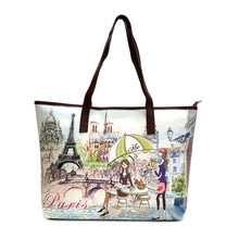 Load image into Gallery viewer, OH Fashion Handbag Tote Lucky Theresa
