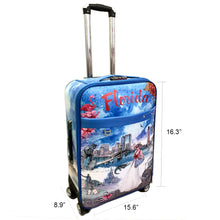 Load image into Gallery viewer, OH Fashion Luggage Florida