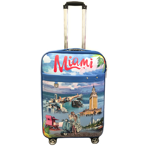 OH Fashion Luggage Miami