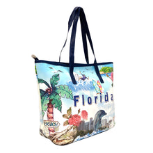 Load image into Gallery viewer, OH Fashion Handbag Tote Summer Florida