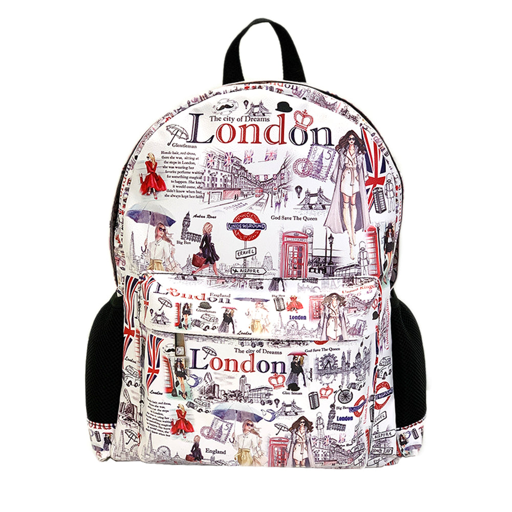 OH Fashion BackPack Travelling London
