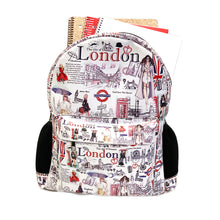 Load image into Gallery viewer, OH Fashion BackPack Travelling London