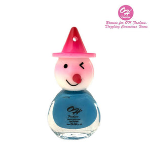 OH Fashion Nail Polish Clown Style Individual BLESSED - superfashionwholesaler