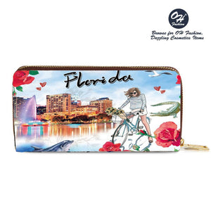 OH Fashion Wallet Explore Florida - superfashionwholesaler