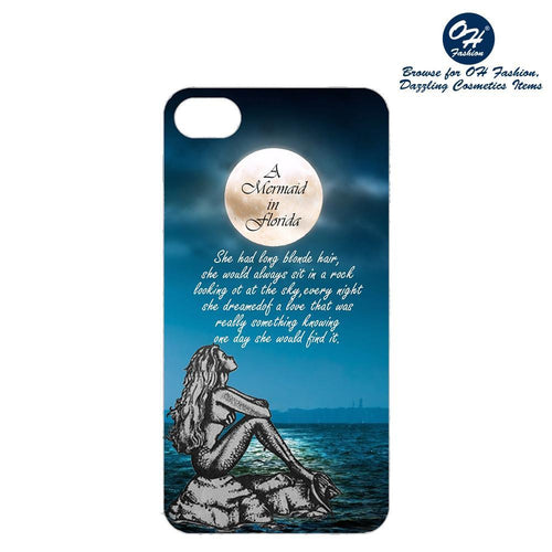 OH Fashion iPhone case 8/7/6S A mermaid in Florida - superfashionwholesaler