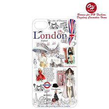 Load image into Gallery viewer, OH Fashion iPhone case PLUS 8/7/6S Adventurous London - superfashionwholesaler