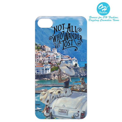 OH Fashion iPhone case 8/7/6S An Extraordinary World - superfashionwholesaler