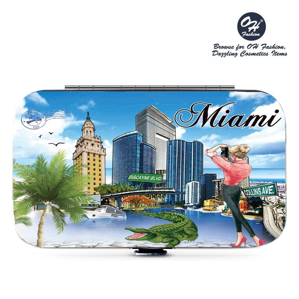 OH Fashion Manicure set Capturing Miami - superfashionwholesaler