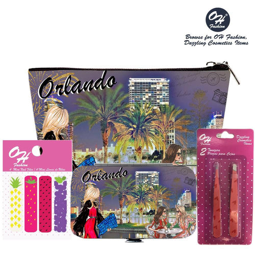 OH Fashion Beauty Set Glorious Orlando - superfashionwholesaler