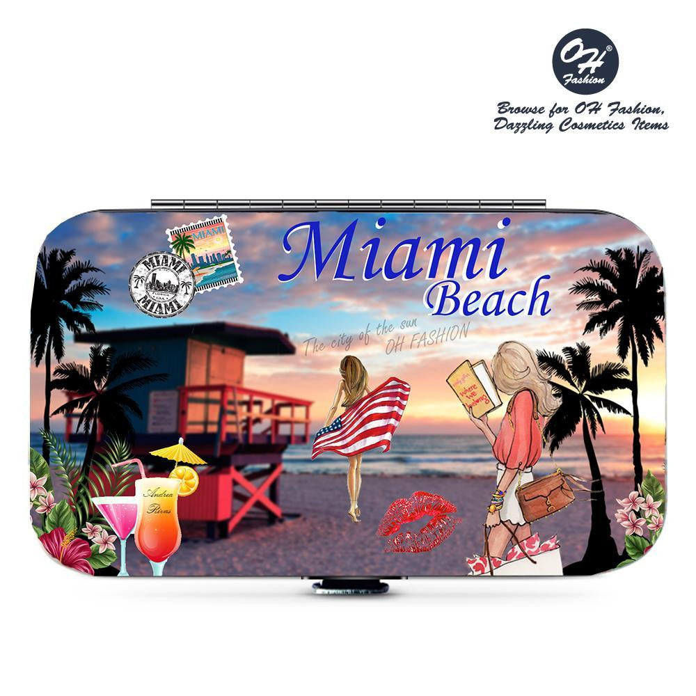 OH Fashion Manicure Set Miami Beach - superfashionwholesaler