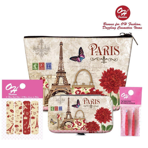 OH Fashion Beauty Set Paris - superfashionwholesaler