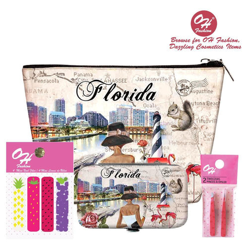 OH Fashion Beauty Set Splendid Florida - superfashionwholesaler