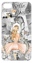 Load image into Gallery viewer, OH Fashion iPhone case PLUS 8/7/6S Belle Dame - superfashionwholesaler