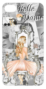 OH Fashion iPhone case PLUS 8/7/6S Belle Dame - superfashionwholesaler