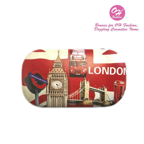 OH Fashion Contact Lens Case London - superfashionwholesaler