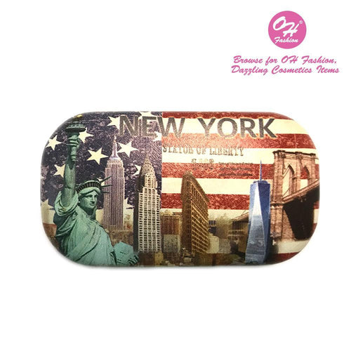 OH Fashion Contact Lens Case New York - superfashionwholesaler