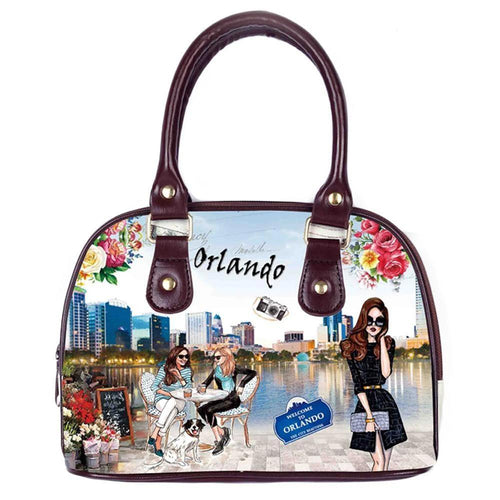 OH Fashion Handbag Shoulder Bag Magnificent Orlando - superfashionwholesaler