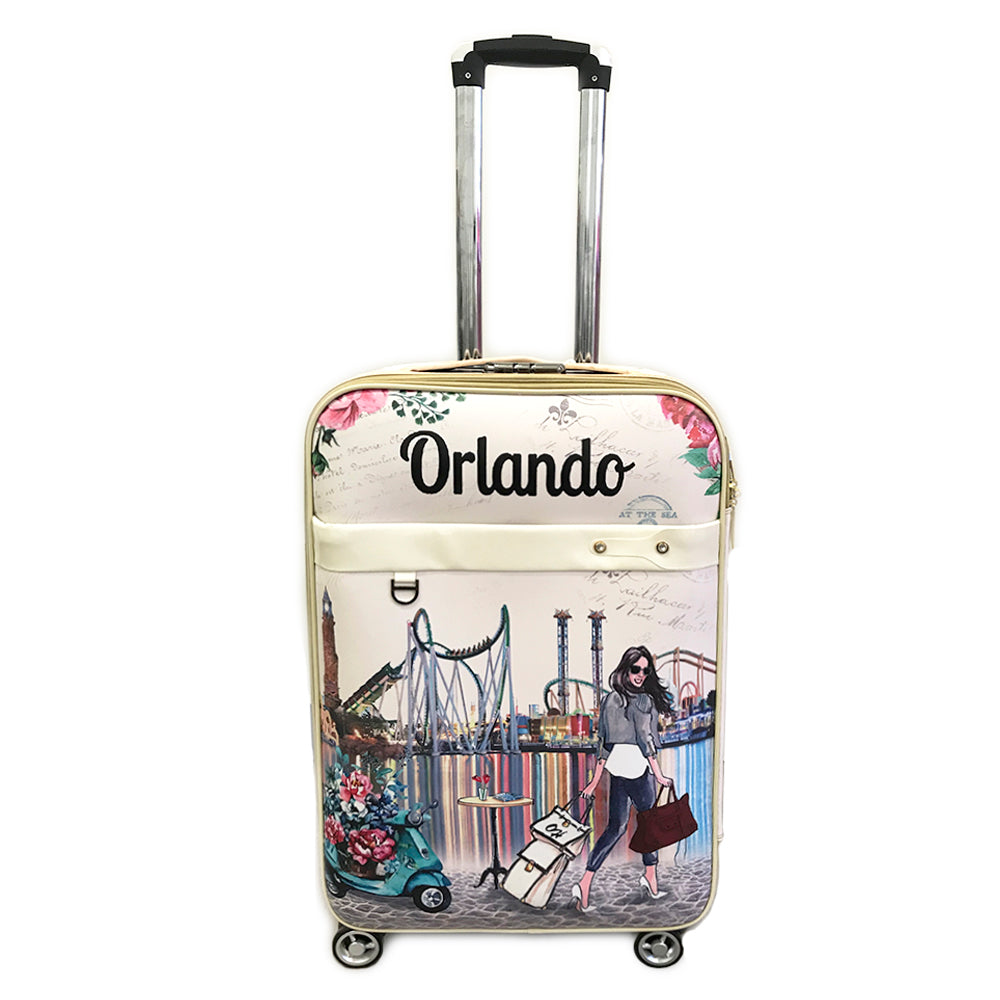 OH Fashion Luggage Amazing Orlando
