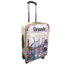 Load image into Gallery viewer, OH Fashion Luggage Amazing Orlando