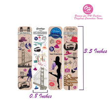 Load image into Gallery viewer, OH Fashion Mini Nail Files Beautiful San Francisco - superfashionwholesaler