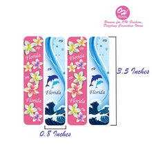 Load image into Gallery viewer, OH Fashion Mini Nail Files Explore Florida - superfashionwholesaler