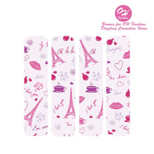 Load image into Gallery viewer, OH Fashion Mini Nail Files Pink Paris - superfashionwholesaler