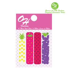 Load image into Gallery viewer, OH Fashion Mini Nail Files Tropical Fruits ☀️ - superfashionwholesaler