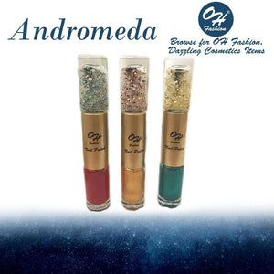 OH Fashion Nail Polish Cylinder SET ANDROMEDA - superfashionwholesaler