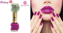 Load image into Gallery viewer, OH Fashion Nail Polish Double Apple Individual BRITNEY - superfashionwholesaler
