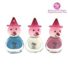 Load image into Gallery viewer, OH Fashion Nail Polish Clown SET HAPPY - superfashionwholesaler