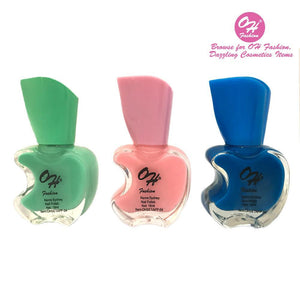 OH Fashion Nail Polish Apple Bite SET SYDNEY - superfashionwholesaler