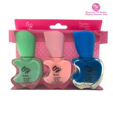 Load image into Gallery viewer, OH Fashion Nail Polish Apple Bite SET SYDNEY - superfashionwholesaler