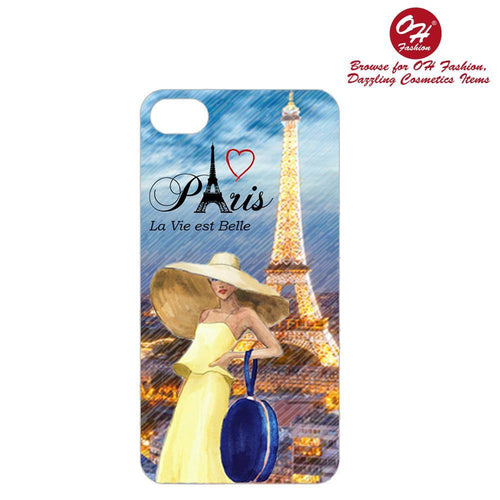 OH Fashion iPhone case 8/7/6S Romance in Paris - superfashionwholesaler