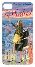 Load image into Gallery viewer, OH Fashion iPhone case 8/7/6S Wonderful Madrid - superfashionwholesaler