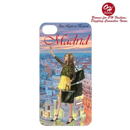 OH Fashion iPhone case 8/7/6S Wonderful Madrid - superfashionwholesaler