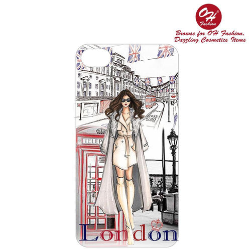 OH Fashion iPhone case 8/7/6S London - superfashionwholesaler