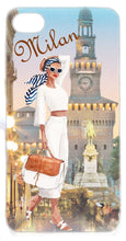 Load image into Gallery viewer, OH Fashion iPhone case 8/7/6S Elegant Milan - superfashionwholesaler