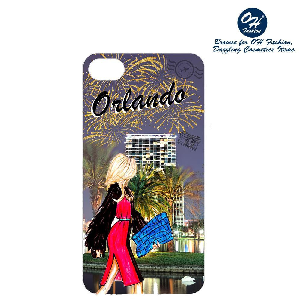 OH Fashion iPhone case PLUS 8/7/6S Glorious Orlando - superfashionwholesaler