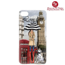 Load image into Gallery viewer, OH Fashion iPhone case PLUS 8/7/6S Sophisticated London - superfashionwholesaler