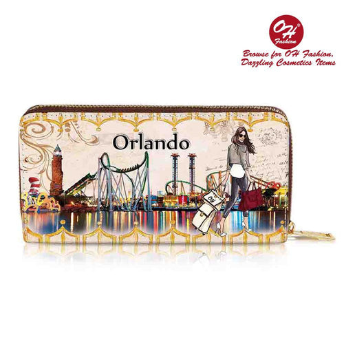 OH Fashion Wallet Amazing Orlando - superfashionwholesaler