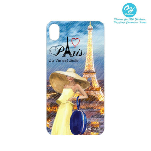 OH Fashion iPhone case X / XS Romance in Paris - superfashionwholesaler