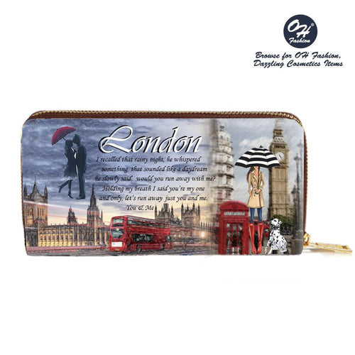 OH Fashion Wallet Sophisticated London - superfashionwholesaler