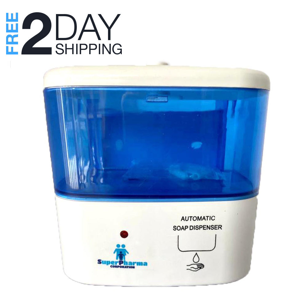 Automatic Hand Sanitizer Dispenser Touchless Medium-Capacity 16.9 oz/ 500 ml