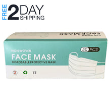 Load image into Gallery viewer, Superpharma Face Mask Disposable Earloop Mask Pack 50 PCS